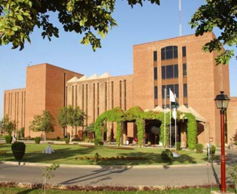 Shaukat Khanum Memorial Cancer Hospital, Lahore-Pakistan
