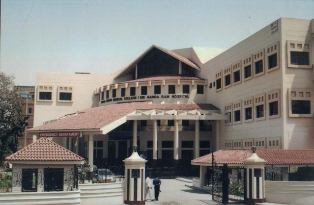 Sir Ganga Ram Hospital, Lahore-Pakistan